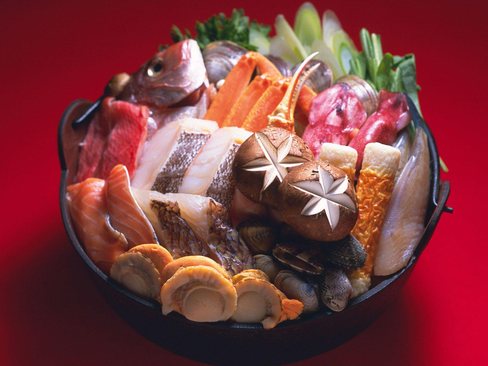 Bon appétit - Suhis - Poisson - Nourriture - Wallpaper - Free
