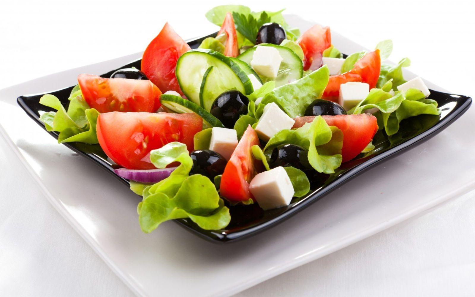 Bon appétit - Salade - Légumes - Wallpaper - Free
