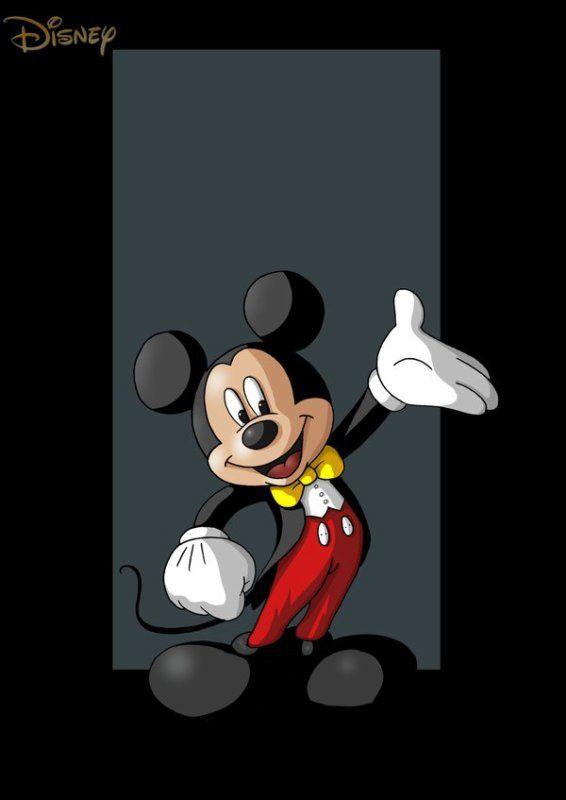 Mickey - Disney - Dessin animé - Picture - Free