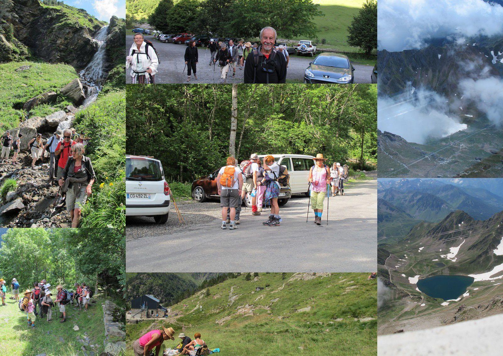 Franciliens en randonnées
