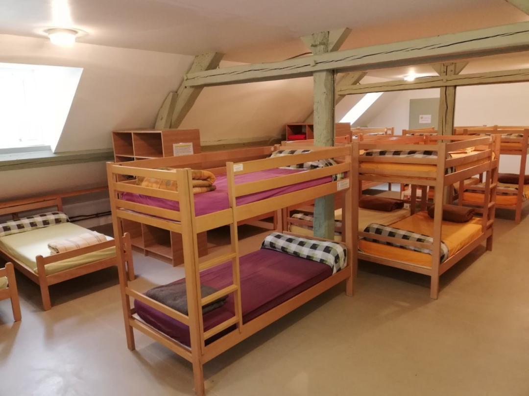 La chambre de 20 lits