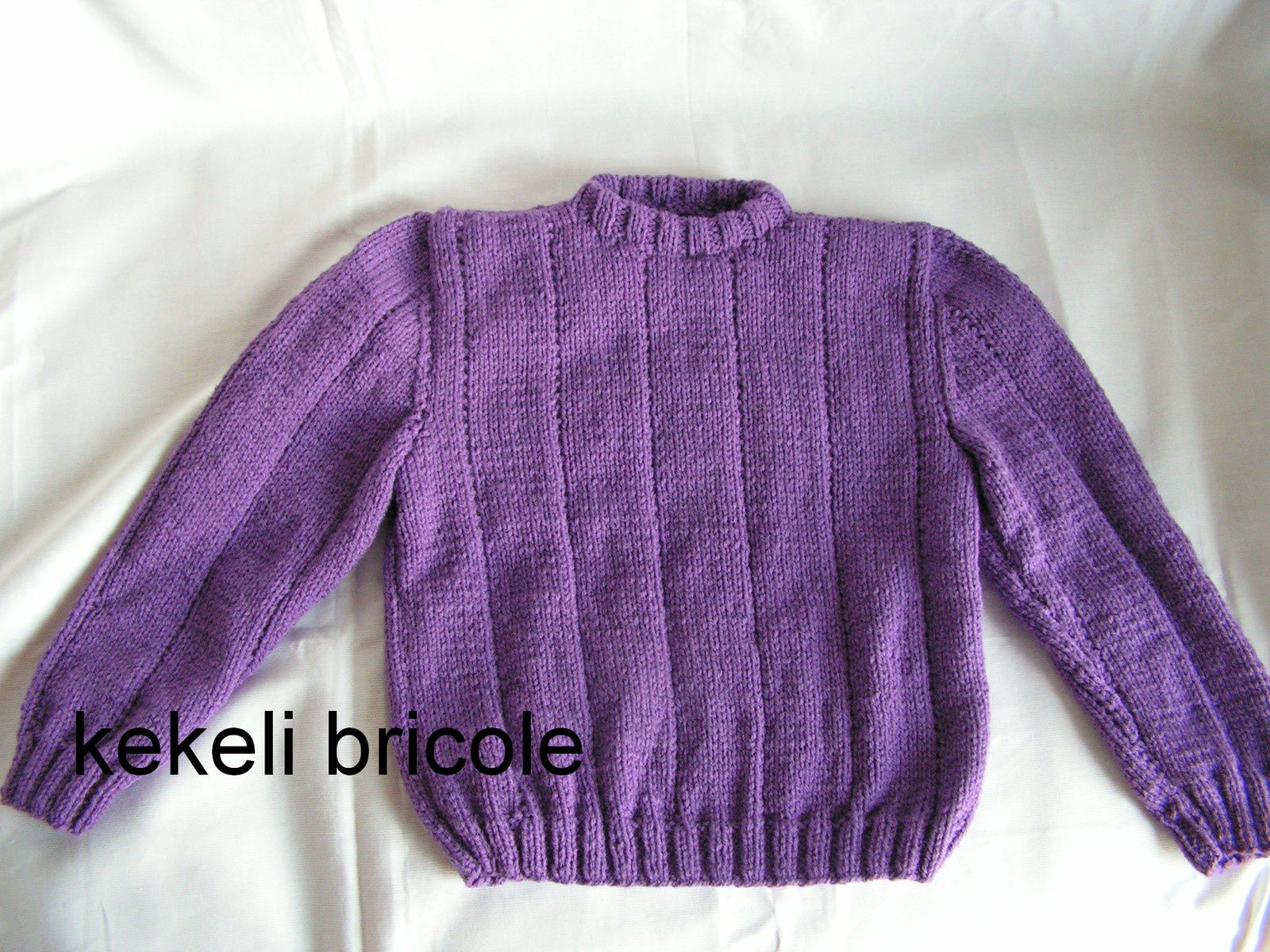 Pull Juliette taille 5 ans
