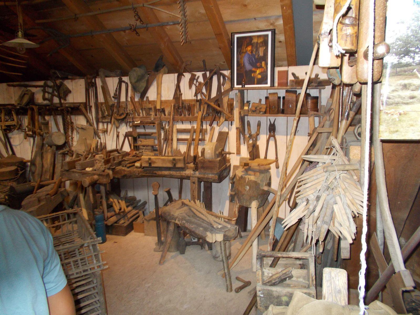 Musée des métiers du bois à Labaroche 68910