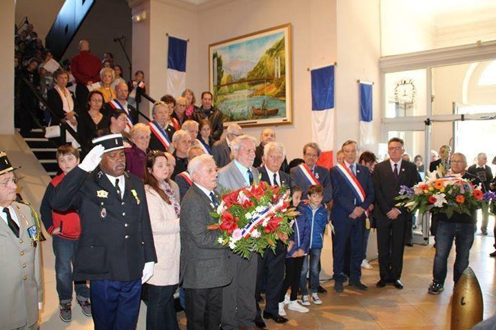Cérémonie du 8 mai 2017 - Sorgues