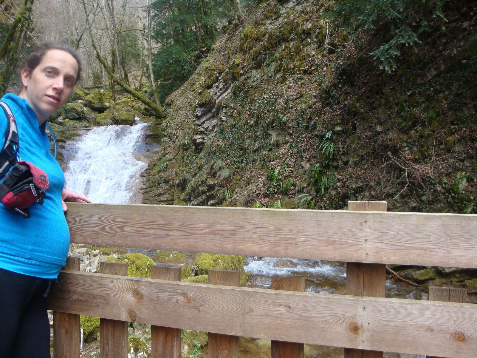 Cascade d'Alloix : on y retournera