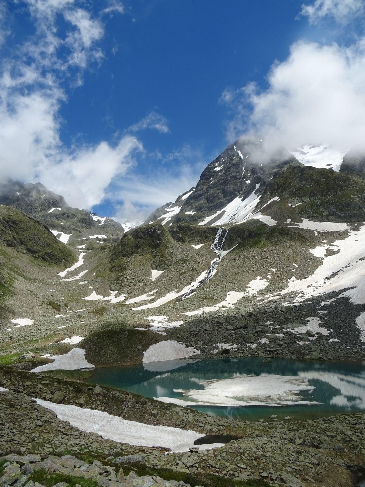 4 lacs et une bien belle journée