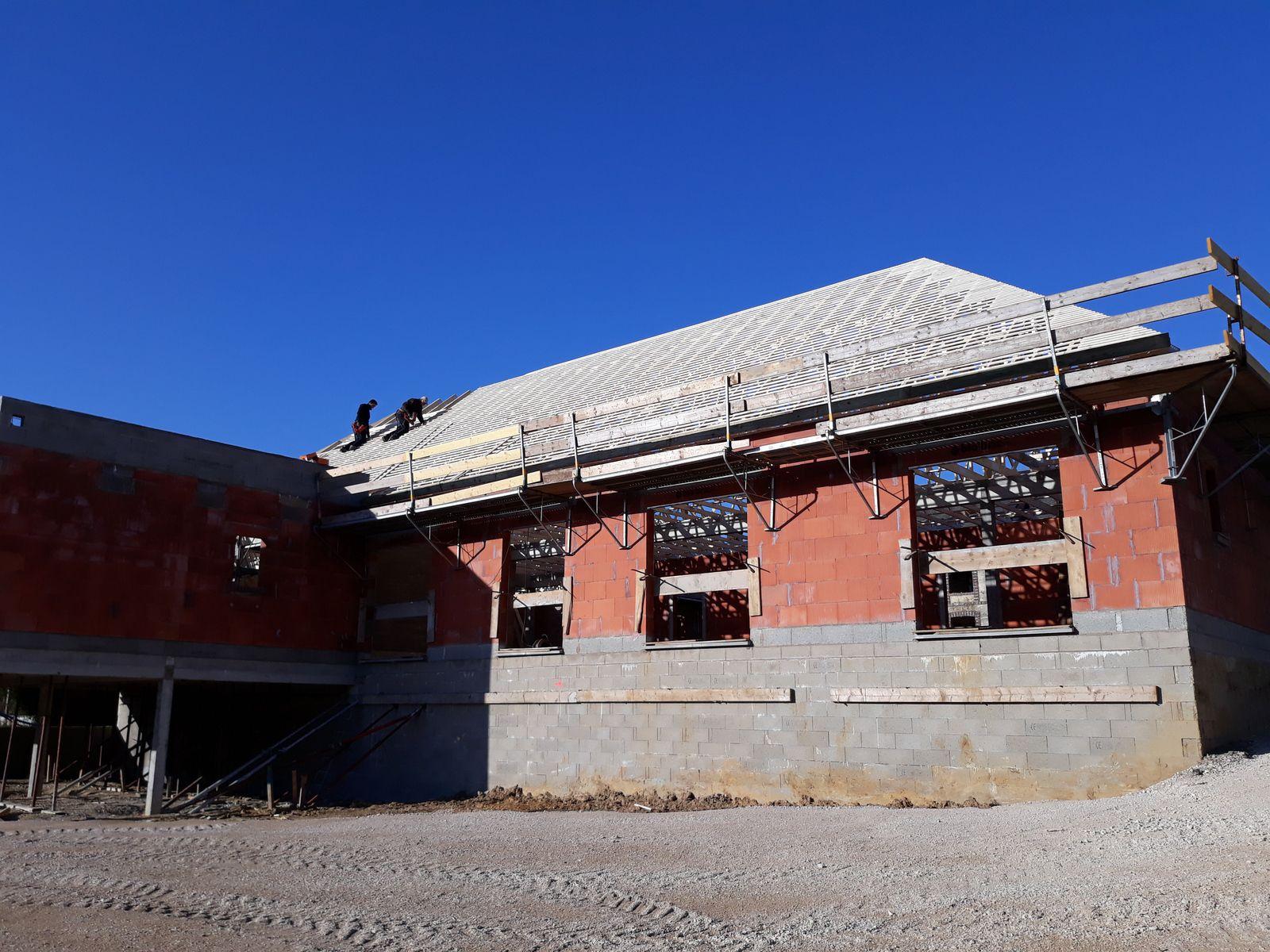 MAISON DE SANTE COMMUNALE – AVANCEMENT DES TRAVAUX