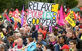 """Goodyear : """"Criminaliser l'action syndicale, c'est criminaliser la démocratie"""" (Pierre Laurent)"""