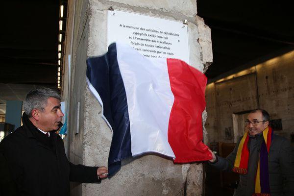 HOMMAGE AUX REPUBLICAINS ESPAGNOLS LE 11 FEVRIER 2017 - Allocution de Manuel DURAN délégué régional de l'ACER