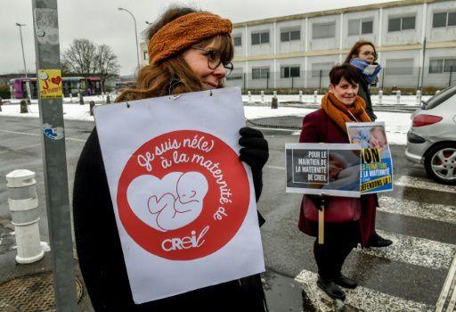 Le PCF appelle à la mobilisation pour sauver la maternité de Creil (PCF)
