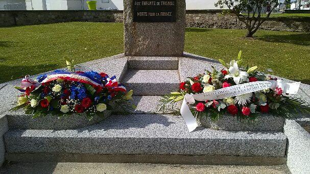 Commémoration de la journée de la Résistance - 27 mai 2019 - Trignac
