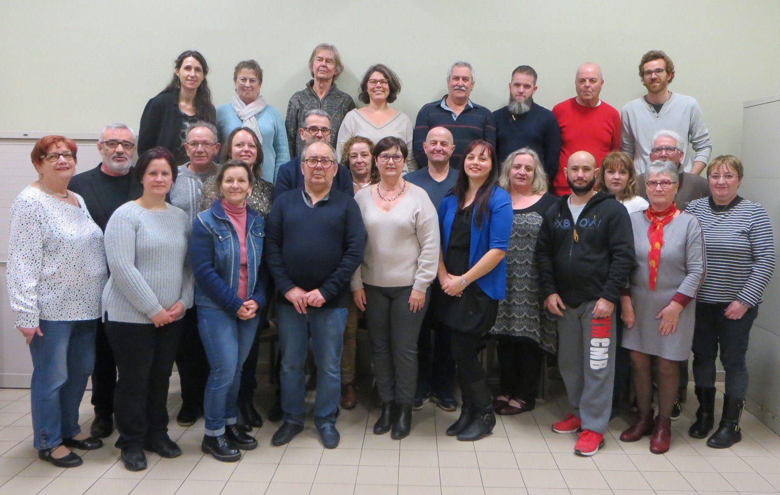 """Municipales 2020 : Présentation de la liste """"Vivre Saint-Joachim, unis et solidaires à gauche"""""""