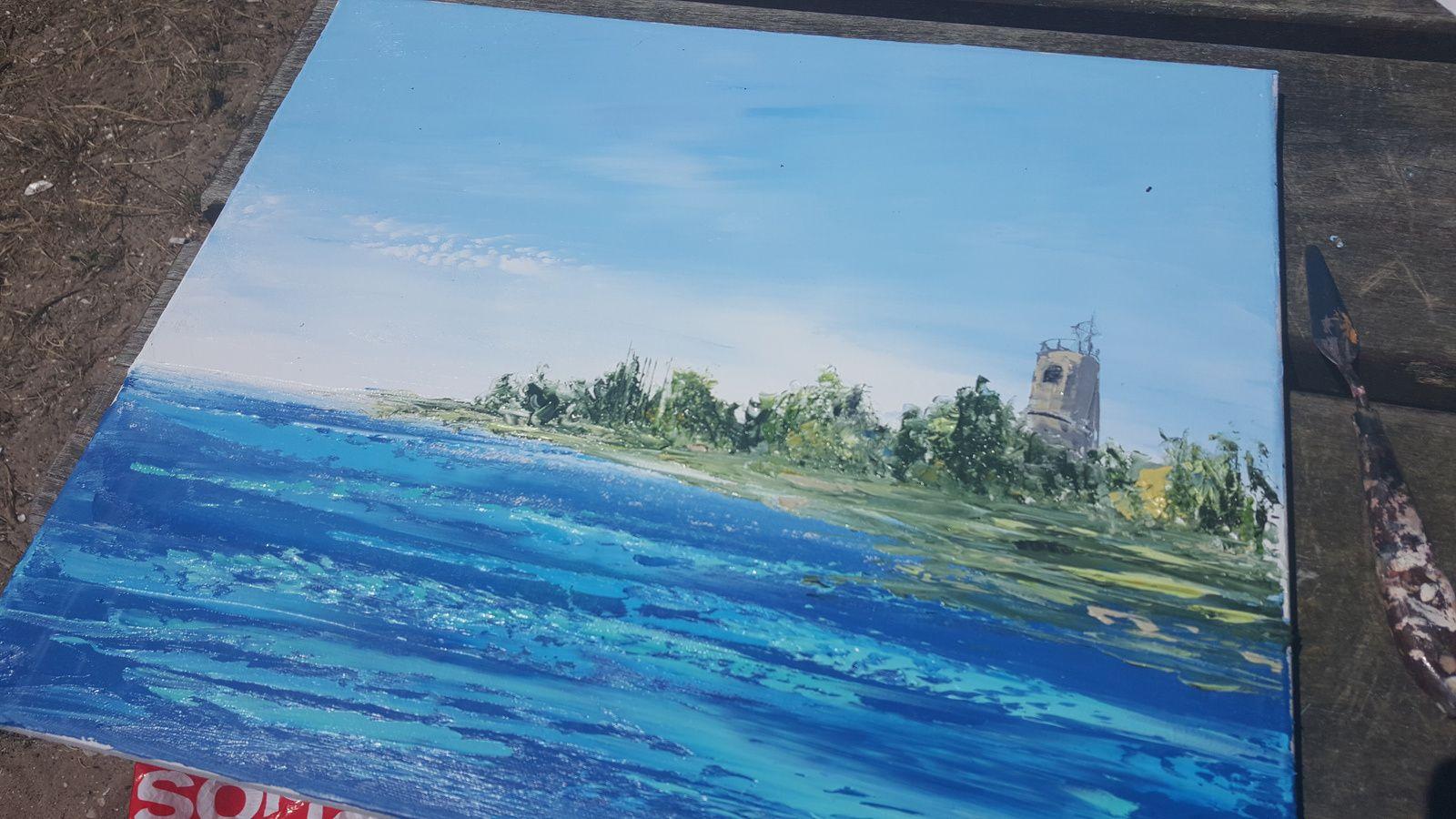 Un petit tour à l'île d'Aix