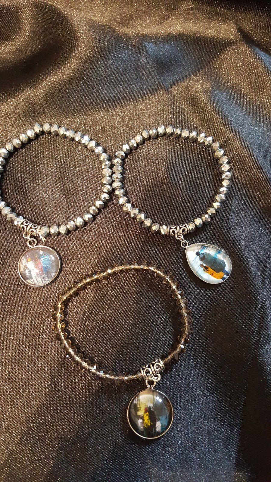 Bracelet perles 25 euros