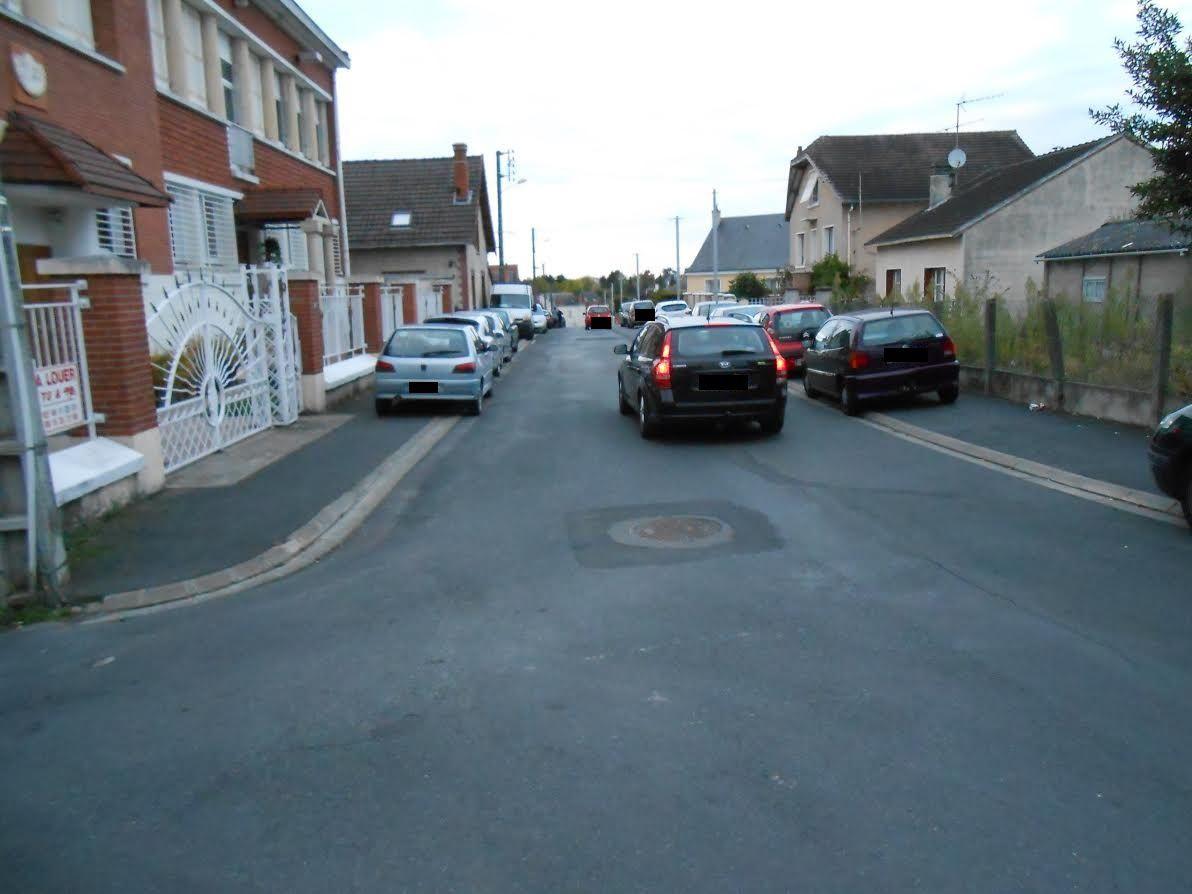 Le stationnement dans la rue, c'est vraiment la crotte à Foulon