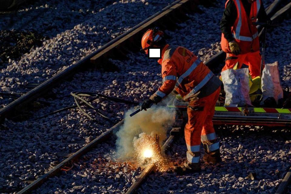 Les travaux se pouursuivent sur les lignes SNCF à Vierzon