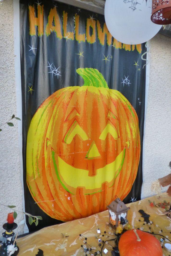 Chez Louisette et Christian, c'était l'heure d'Halloween