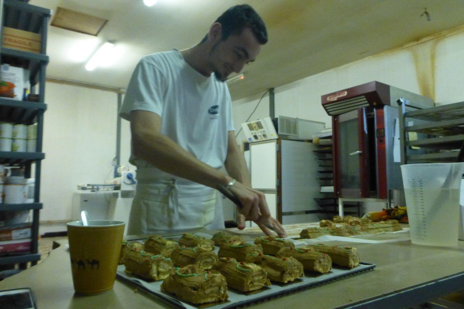 A Chaillot, le pain de Florian est chaud !