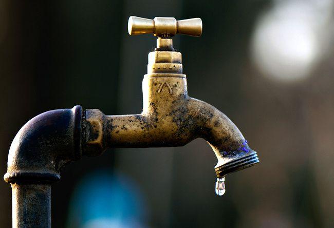 Fuite d'eau rue Blanqui, coupure d'eau prévue pour la réparation