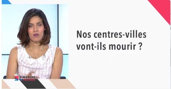 Dimanche sur France 3, à 11h15, Vierzon et son commerce en débat