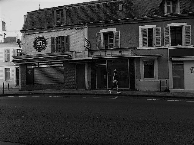 Dans les rues du centre-ville de Vierzon (photos)