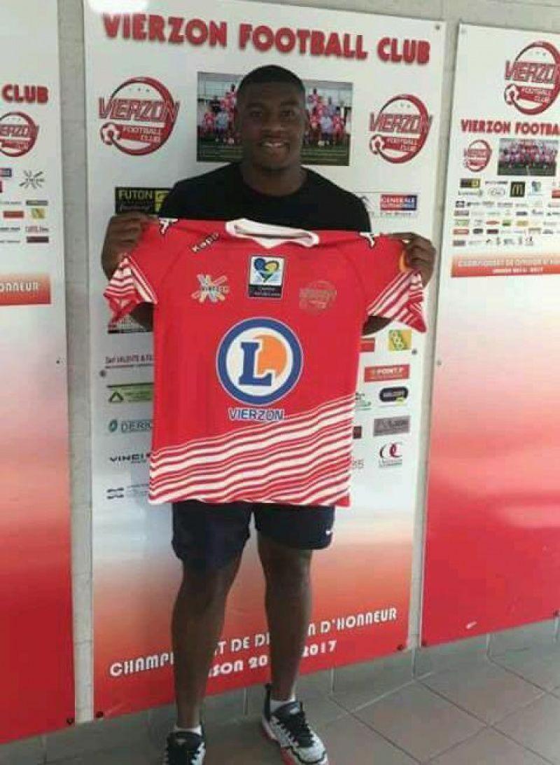 Emilio Omam Biyik, le fils de François Omam Biyik, signe au Vierzon football club