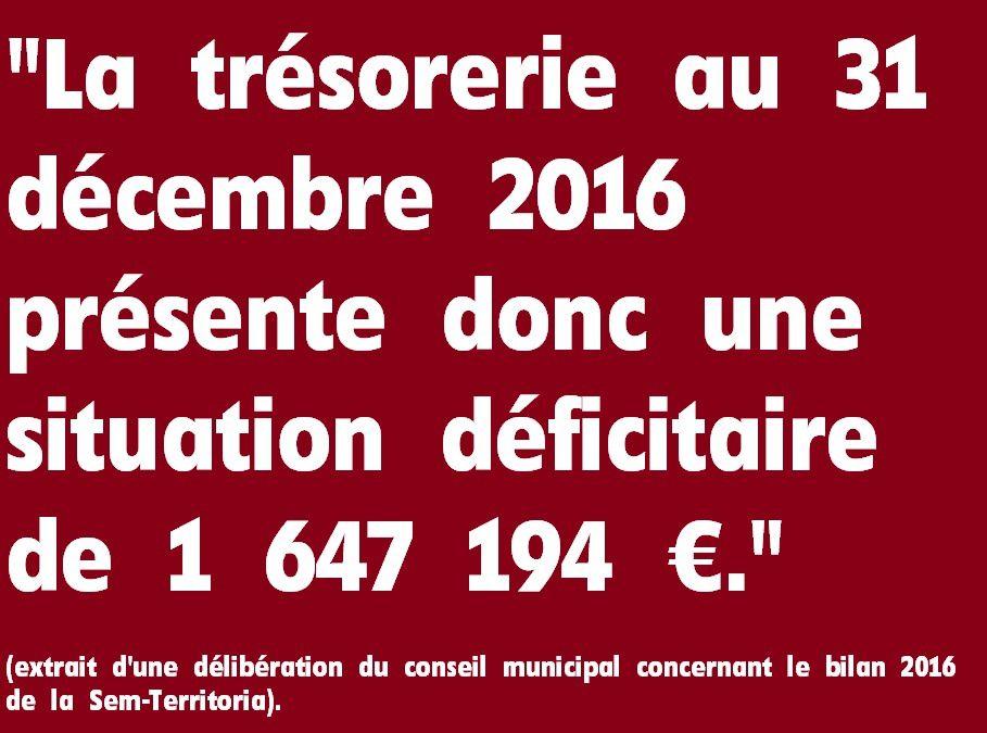 7,4 millions d'euros dépensés pour le renouveau du centre-ville, non ce n'est pas une blague !