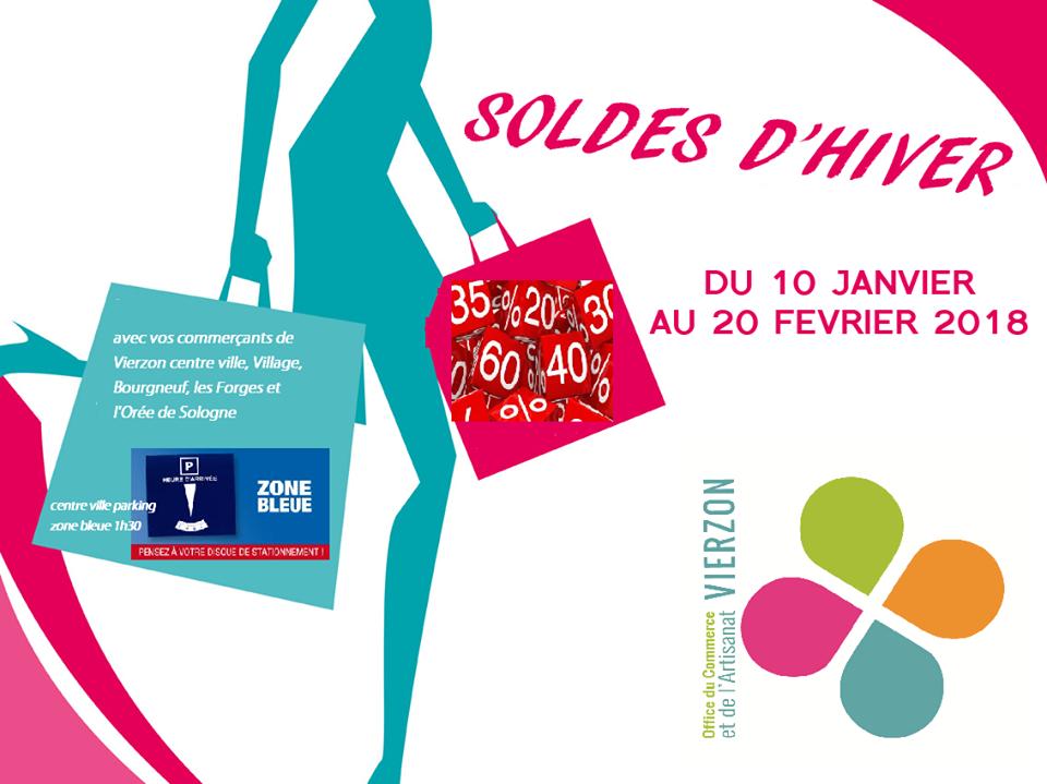 Soldes, cyclisme, future place, maison Voltaire... 2018 débute et Vierzon est sauvée !