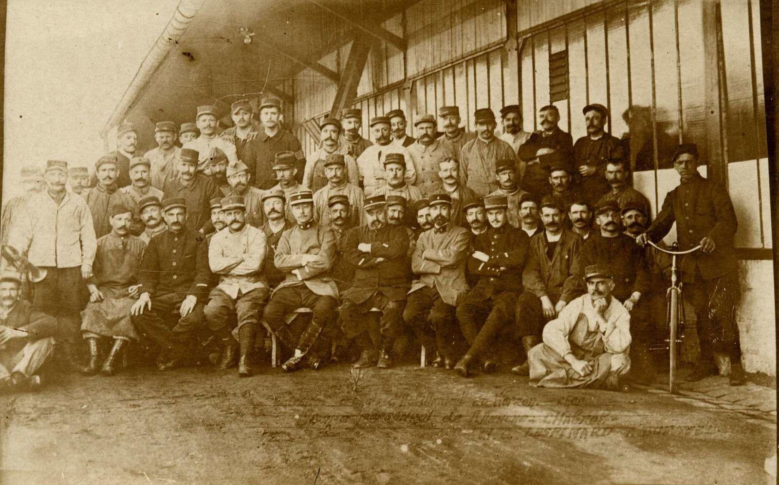 1918-2020, des photos d'outre temps à Vierzon