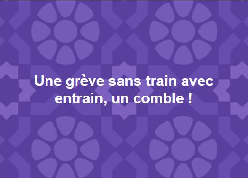 Grève SNCF : racontez-nous vos anecdotes, galères, coups de gueule, coups de coeur !