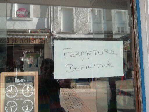 Une fermeture définitive rue Joffre, dans une immense indifférence