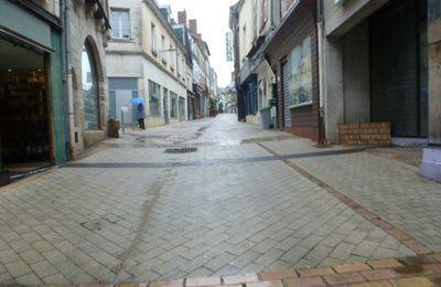Tout sera neuf autour des rues Joffre et Gallerand sauf... les rues Joffre et Gallerand