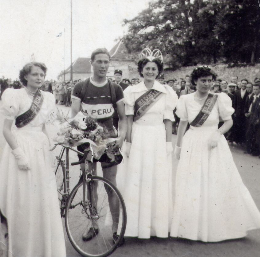 Mascotte Burgneuf 1951