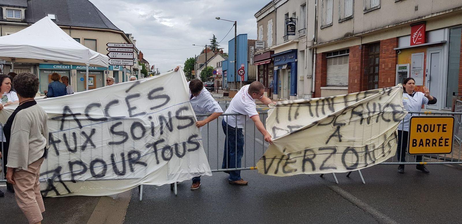 Hôpital : une marche entre les maternité de Bernay (Eure) et Vierzon bientôt organisée ?