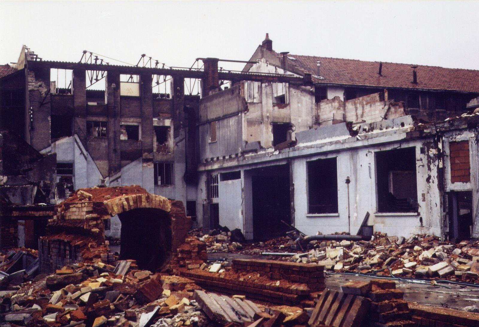 Quand l'usine Larchevêque a laissé sa place à une résidence
