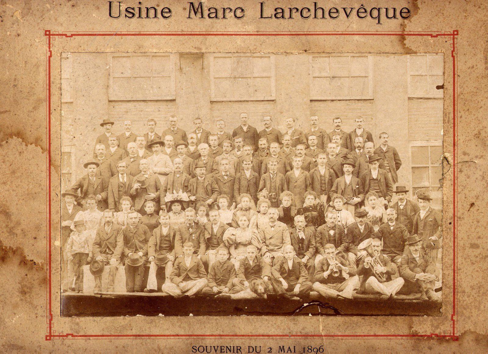 Ledger, l'autre empire vierzonnais à venir de la famille Larchevêque