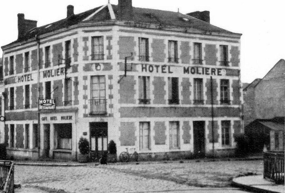 Voyage au pays des hôtels vierzonnais... anciens !