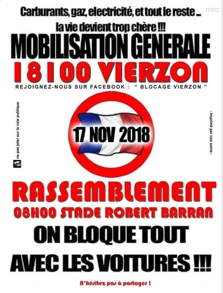 Gilets jaunes : la colère de la France périphérique