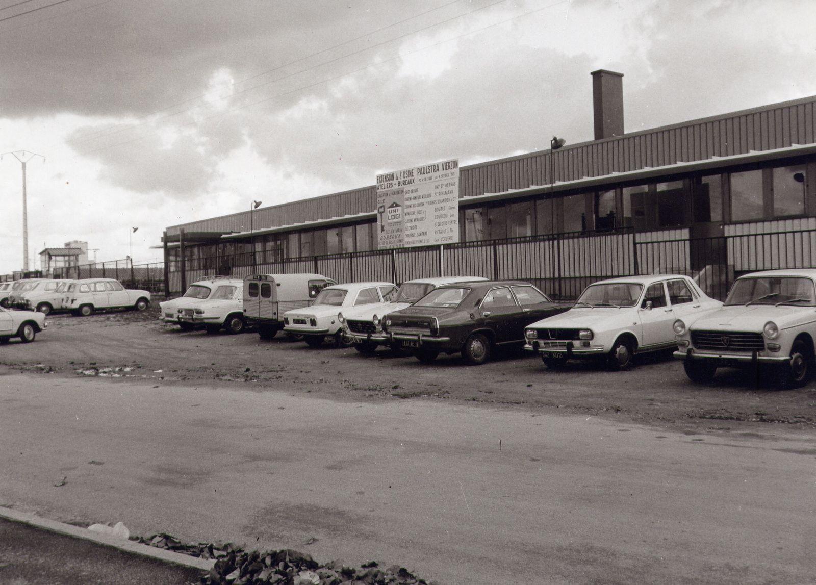 Dans le passé des entreprises vierzonnaises : Nadella et Paulstra