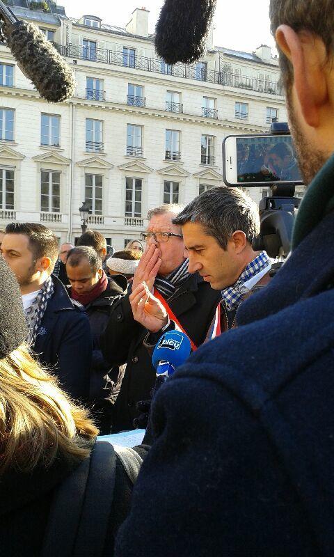 L'hôpital de Vierzon défendue devant le congrès des maires à Paris
