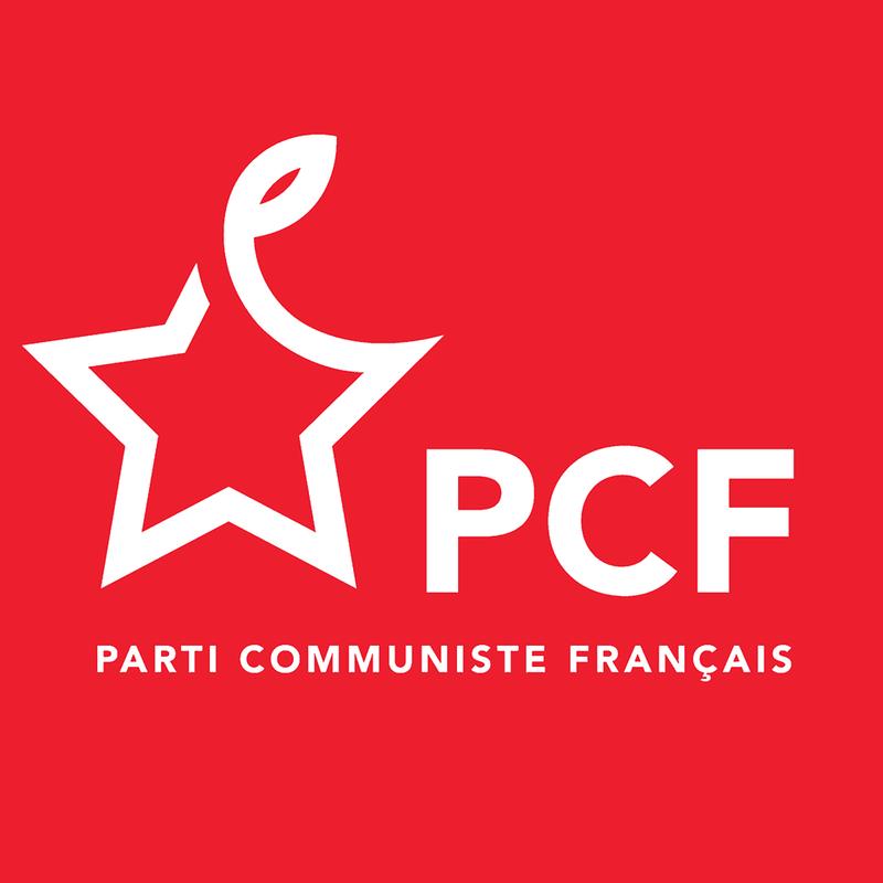 Le nouveau logo du P.C.F, à mettre sur la cime du sapin !