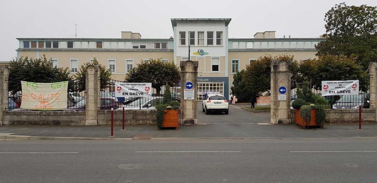 450.000 euros de plus pour l'hôpital de Vierzon