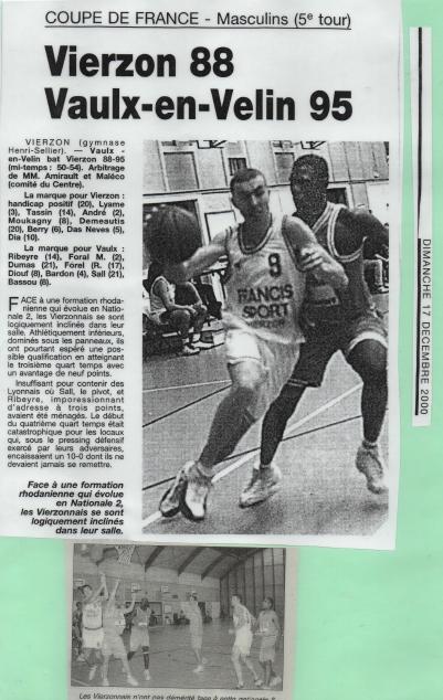 Les ex-licenciés du Cajo Basket pourront aller à l'USV Basket