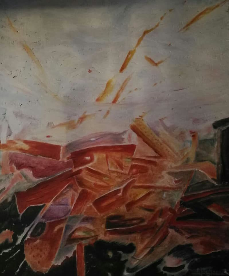 L'Île O artistes, rue Joffre accueille un virtuose du stylo toulousain