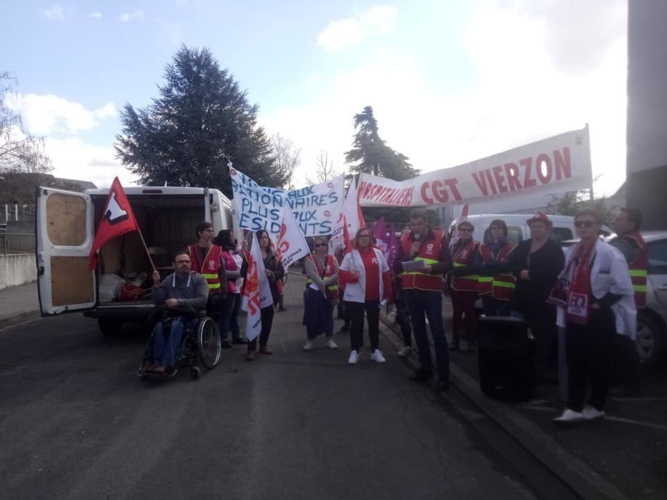 Photo CGT Vierzon