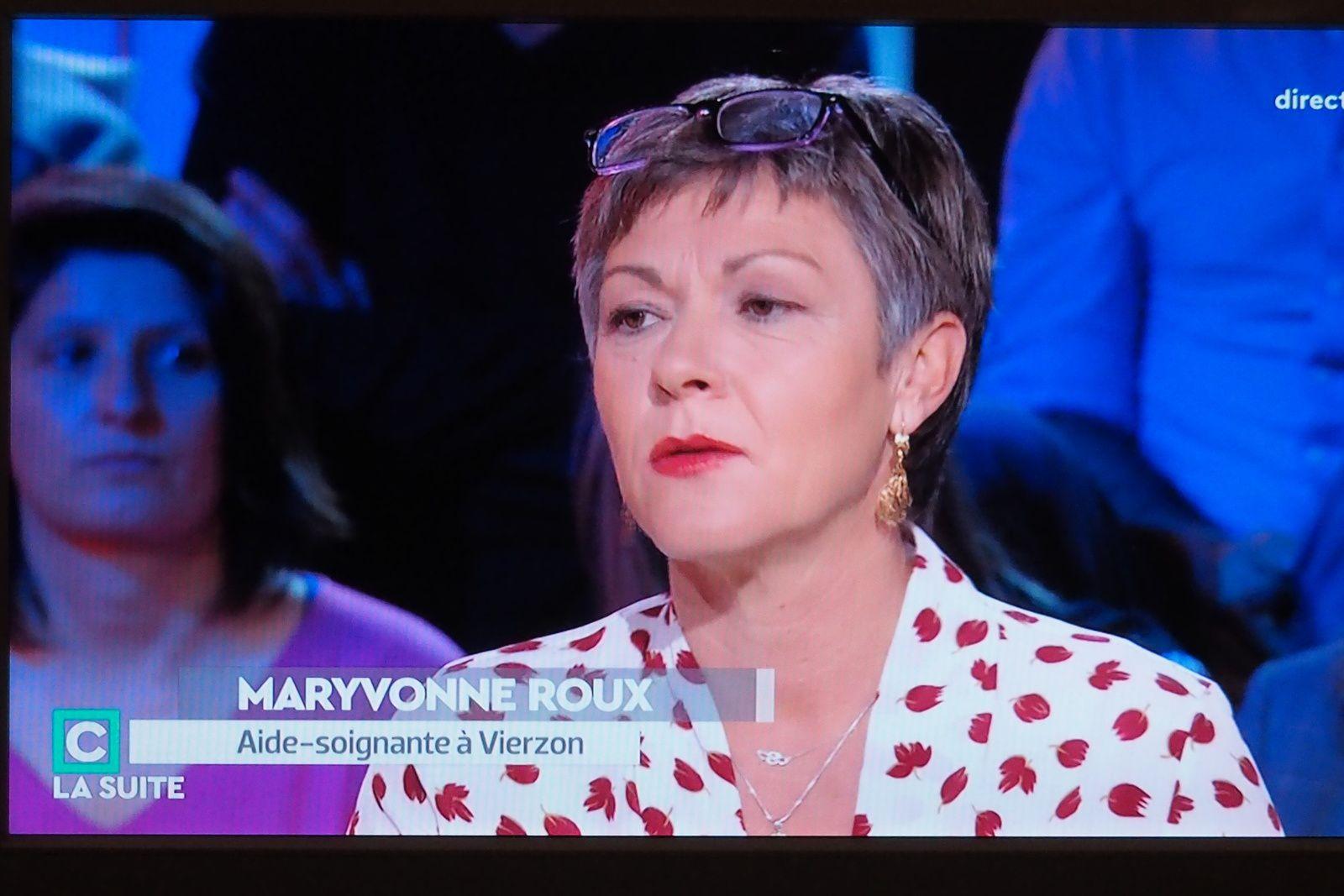 Trois Vierzonnais sur France 5 dans l'émission C Politique