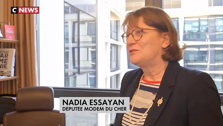 Loi santé : les raisons de l'abstention de la députée Nadia Essayan