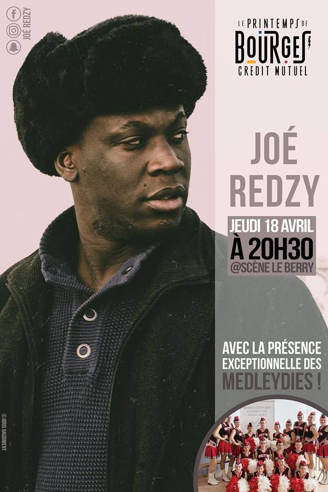Joe Redzy et les Medleydies au Printemps de Bourges