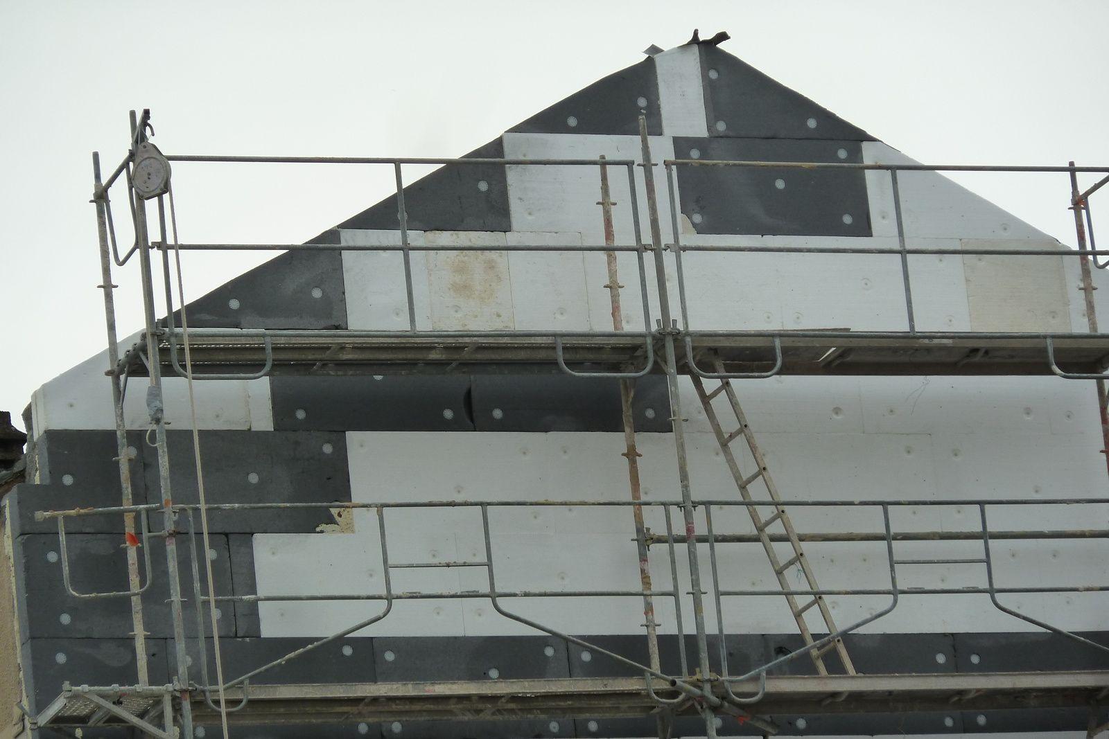 Quelle bonne surprise nous réserve la façade de l'ex-Rotonde ?