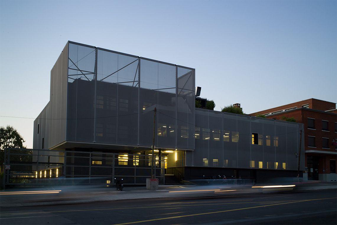 L'école 42 (photo issue du site internet de l'école).